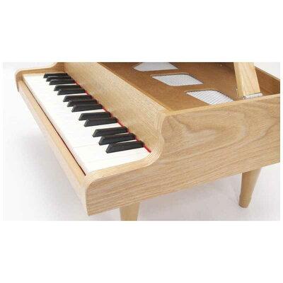 as KAWAI グランドピアノ 木目 ナチュラル 1144 32鍵盤 トイピアノ/ミニピアノ