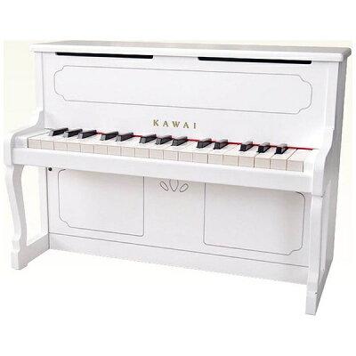 1152 カワイ ミニピアノ ホワイト KAWAI アップライトピアノタイプ 1152アプライトピアノホワイト