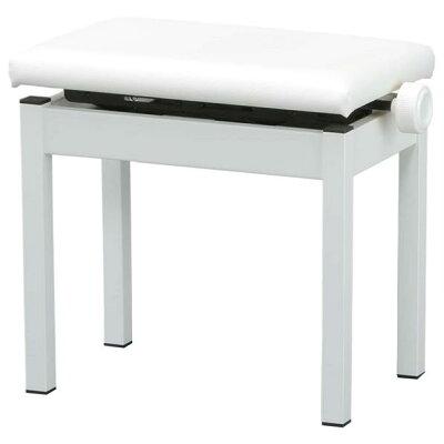 河合楽器 KAWAI 高低自在椅子 白 WB-35W 白