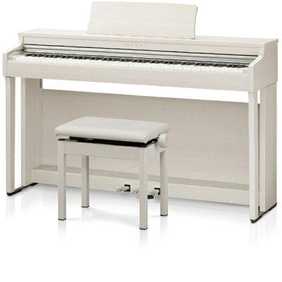 KAWAI 電子ピアノ プレミアムホワイトメープル調仕上げ CN29A