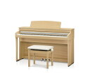 KAWAI 電子ピアノ プレミアムライトオーク調仕上げ CA49LO