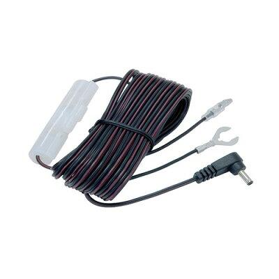 GDO-25 CELLSTAR セルスター セルスター製ドライブレコーダー専用 直結配線用DCコード 9.0m GDO-251150