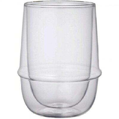 KRONOS ダブルウォール アイスティーグラス 350ml