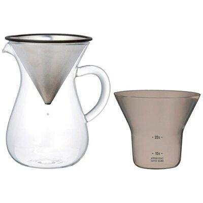 CorteLargo KINTO SLOW COFFEE STYLE コーヒーカフェセット300ml ホワイト(901) 00