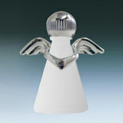パフュームボトル 小ビン 12625 天使 フロスト シルバー 約2.5ml ヤマダアトマイザー