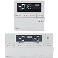 (RC-J101PE) ノーリツ リモコン マルチ (台所用 浴室用) インターホン付タイプ