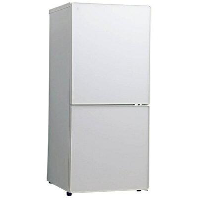 ユーイング 2ドア 冷蔵庫 UR-FG110J(W)