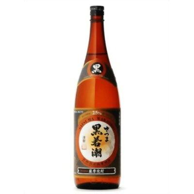 さつま黒若潮 芋焼酎 25度(1.8L)