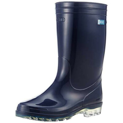 Achilles/アキレス 長靴 タフテックホワイト62 透明底 ブルー 29cm