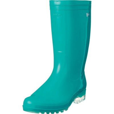 Achilles/アキレス 長靴 タフテックホワイト62 透明底 グリーン 24.5cm