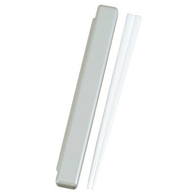 CorteLargo スリム箸箱セット (ムーングレー) ホワイト(901) 00