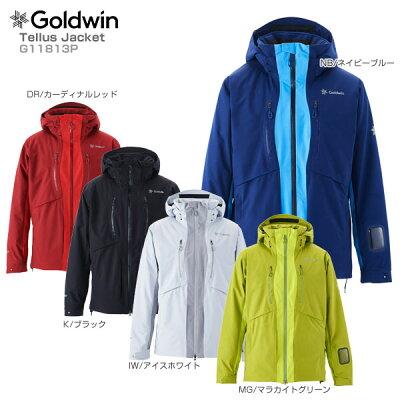 NEWモデル GOLDWIN ゴールドウィン スキーウェア ジャケット メンズ レディース 2019Tellus Jacket G11813P