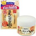 サナ なめらか本舗 豆乳イソフラボン含有のクリーム 50g