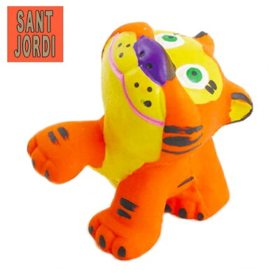 スペイン製おもちゃ サンジョルディ タイガー