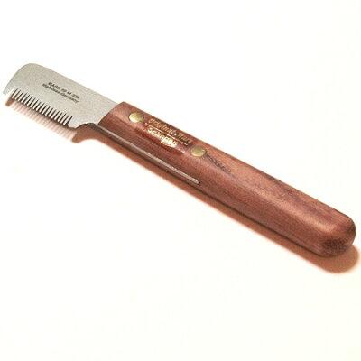 東京ペット商事 マース トリミングナイフ 英国式 中目326 1個