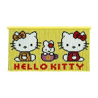 サンリオ SKILL SCREEN(サンリオ スキルスクリーン) キティ&ミミィ(ハローキティ) S221