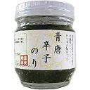 青唐辛子のり佃煮(ビン) 85g