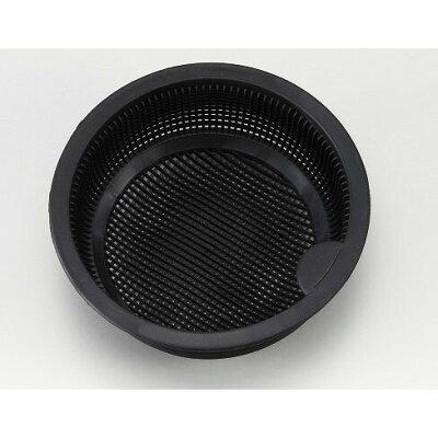 流し用浅型ゴミカゴ ソフトタイプ ブラック SP-216BK