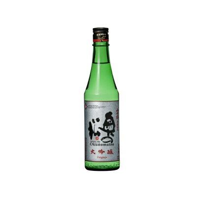 奥の松 大吟醸 山田錦 500ml