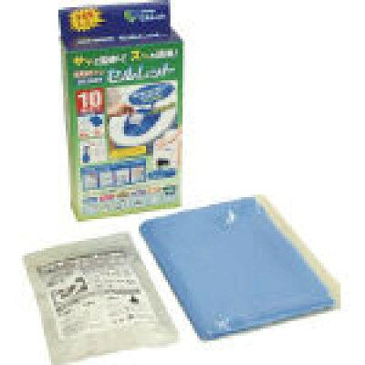 平井工具非常用トイレ セルレット 10回分セット S10F