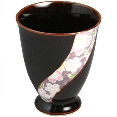 フリーカップ 京友禅 フリーカップ紫/有田焼