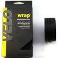 バーテープ マイクロファイバー ブラック VLT-019HBLACK F-138