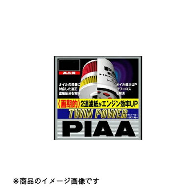 PIAA ツインパワーオイルフィルター Z8