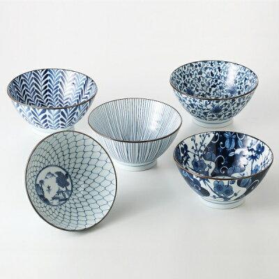 西海陶器 洸琳山水 蓋付茶器揃 K89-10668