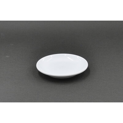 西海陶器 コモン プレート150mm ホワイト 13202