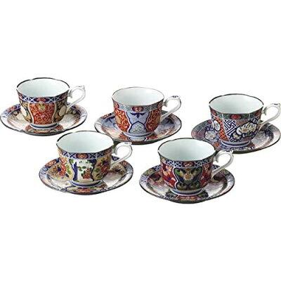 献上古伊万里 コーヒー碗皿揃 31802