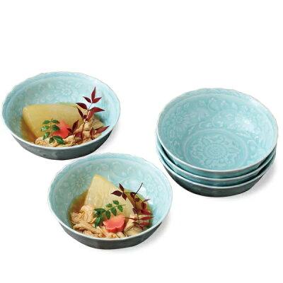 西海陶器 さがの 蓋付茶器揃 K89-56081