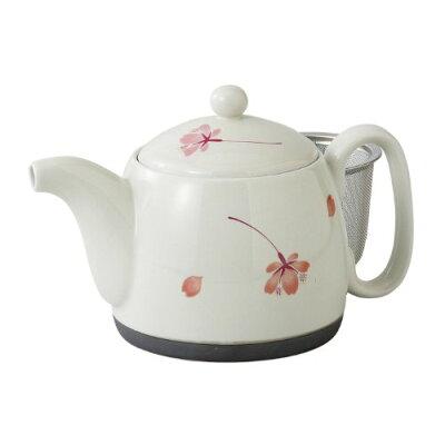 西海陶器 桜の舞 MSポット 桃 68366