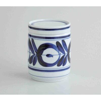 西海陶器 マジョリカ ストッカー(大) 73450