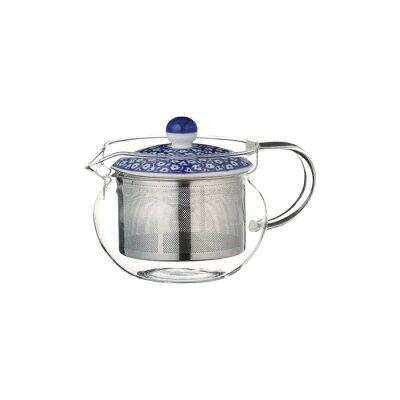 西海陶器 ガラスポット ブルーミルク SSポット 73588