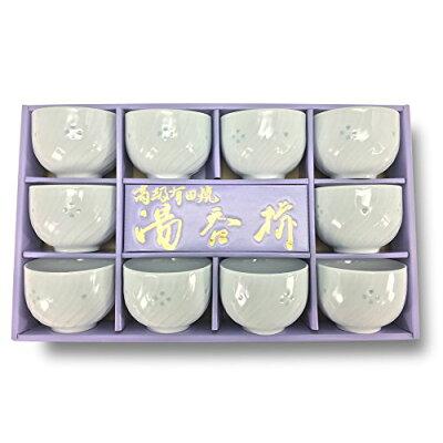 西海陶器 ホタルレリーフ 10客仙茶揃 K84-92299