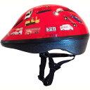 トミカアジャスタブルヘルメット ジュニア用(レッド)(47~55cm)