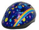 TOHO 東方興産 ジュニア アジャスタブル ヘルメット SG ブルー HBA-12-SG 46cm~55cm調整式