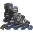東方興産 ワンタッチサイズ調整式 インラインスケート ca9000f ブルー  -