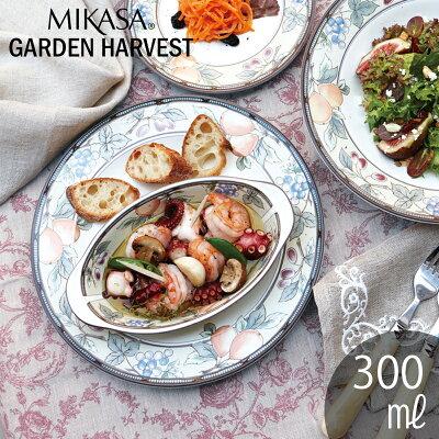 MIKASA ガーデンハーベスト オーバルグラタン T-772126