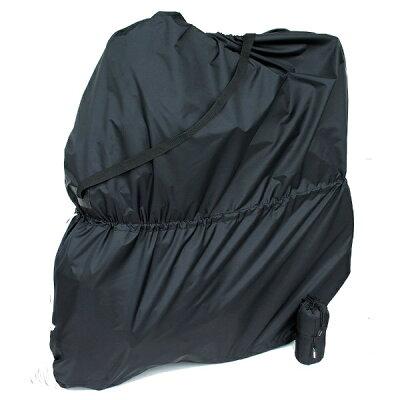 オオクボ 輪行袋 ツアーバッグ SE ブラック キンチャクタイプ