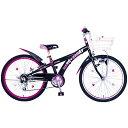 24インチ 子供用自転車 CTBハードキャンディ BK/ブラック 24hardcandy キッズ