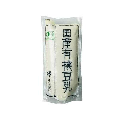 椿き家 国産 有機豆乳 180g