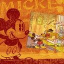 ディズニー キャンバスパネル 50角 レトロ4 H000019