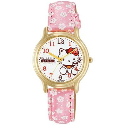 シチズンCBM シチズン時計 Q&Q 腕時計 HELLO KITTY ハローキティ 0007N003