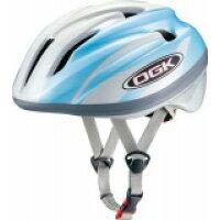 OGK 子供用ヘルメット ジェイ・クレス ツー パールホワイトブルー/54-56cm JCULES2
