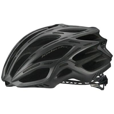 OGK KABUTO FLAIR フレアー ヘルメット マットブラック S/M