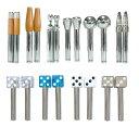 HITMAN ドアロックノブ ホンダ系 Eタイプ・HM49-340 8165br
