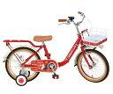 リサとガスパール 自転車 16インチ 子供用自転車 1254