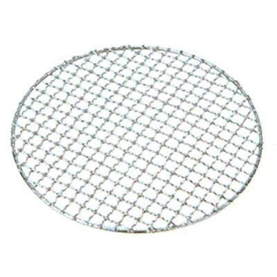 mm 18-8ステンレス 太線 丸焼網  /取替え 予備 バーベキュー 焼肉