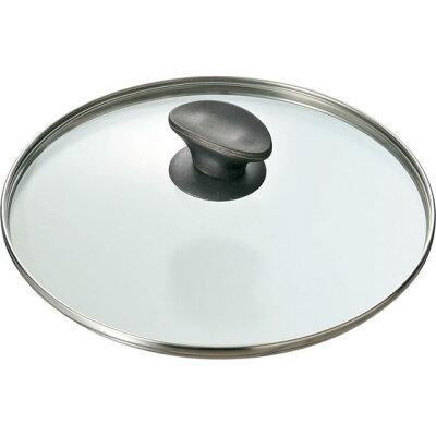 MTI強化ガラス蓋Gタイプ24cm